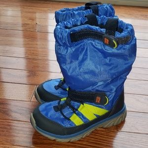 Stride Rite winter lined boots
